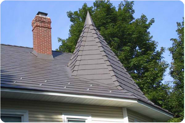 Oxford metal roofing