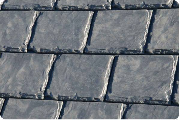 Euroslate Recycled Rubber Roofing Portland Roofing
