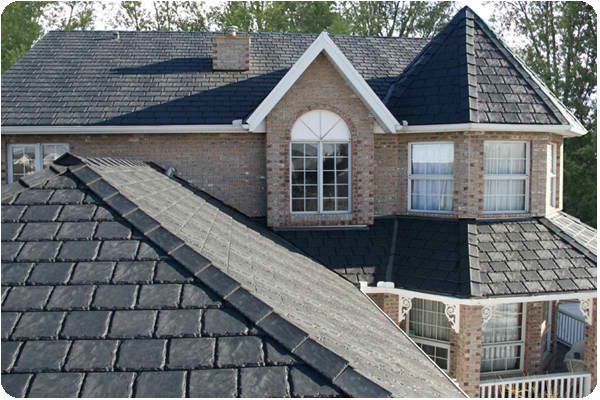 EuroSlate Recycled Rubber Roofing