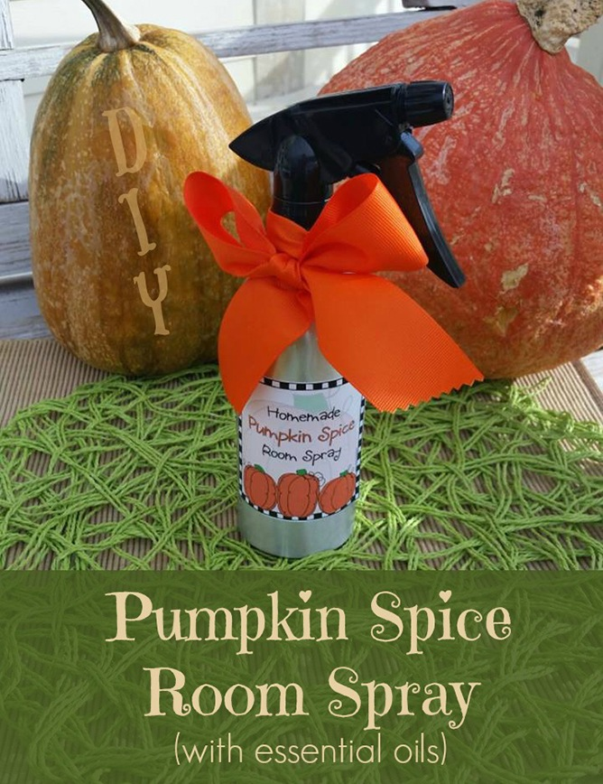 9 natural home scents for the fall portland roofing for How to make pumpkin spice essential oil