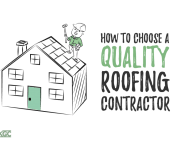 how to select a roofing contractor
