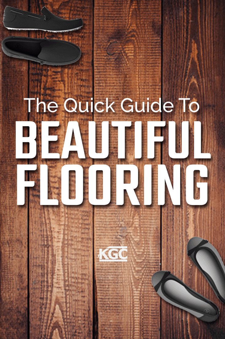 quick guide to beautiful flooring