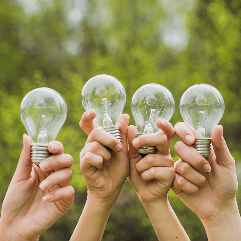 make your home healthier lighting