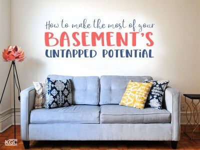 convert basement ideas